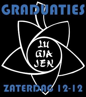 Judo graduaties zaterdag 12 december