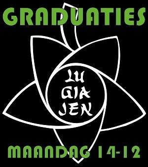 Judo graduaties maandag 14 december 17:30 - 20:30