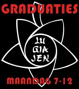 Graduaties maandag 7 december 17:30 - 20:30