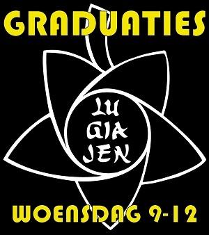 Judo graduaties woensdag 9 december 13:00 - 16:00